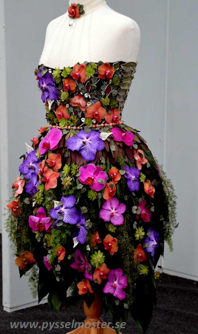 flowerdress_pysselmoster
